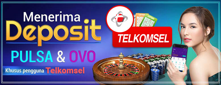 Deposit Pulsa Telkomsel
